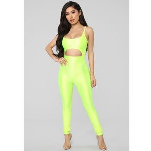 Fashion Nova | Cut above the rest cutout jumpsuit